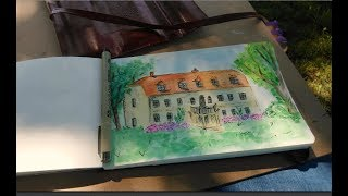 Gambar cover Two relaxing days at our Airbnb in Birkholz, Germany!! (vacation vlog 2)