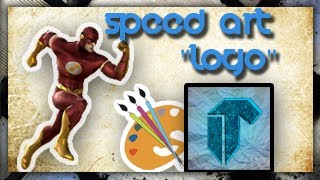 Speed Art - User Youtube - Instant Plays - Photoshop e Corel Draw
