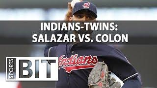 Cleveland Indians at Minnesota Twins   Sports BIT   MLB Picks