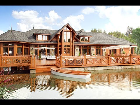 Строительство домов в стиле Шале