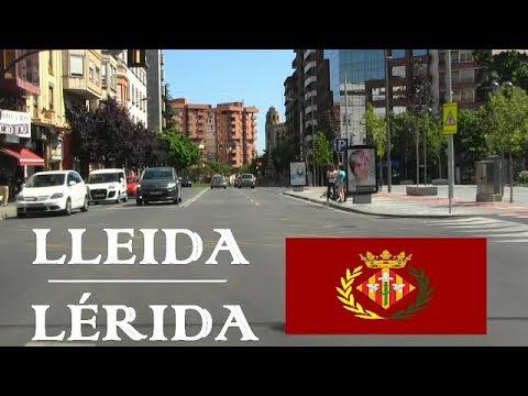 Lleida , Por las Calles de Lérida , Catalunya / Streets of Lleida , Spain.