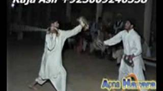 Hindko Traditional Dance Called Gatka in Village Sherwan, Abbottabad, Hazara, Pakistan
