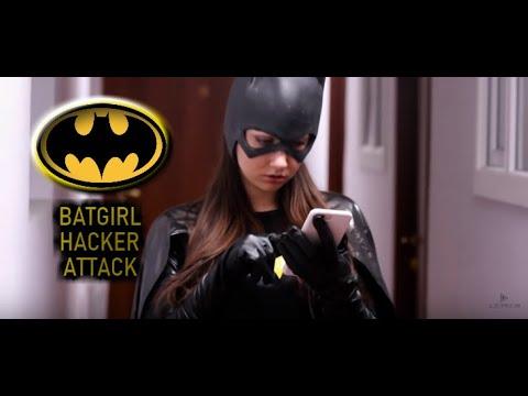 Batgirl: Hacker Attack Fan-Film Internet Web-series HD