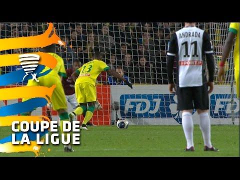 FC Nantes - FC Metz (4-2 a. p.)  (1/8 de finale) - Résumé - (FCN - FCM) / 2014-15