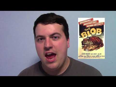 The Blob 1958 Movie