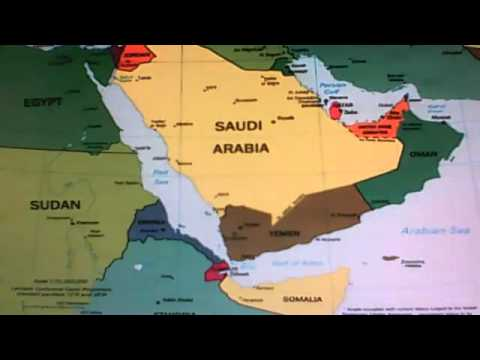 illuminati part 161 middle eastern map   YouTube illuminati part 161 middle eastern map