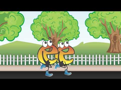 """Ee - Dudley's Ditties (song for kids about the """"ee"""" sound)"""
