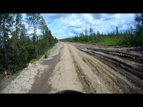 Kolyma Highway Road Of Bones Bmw F800gs July 2014 Youtube