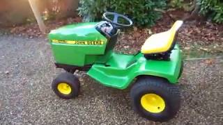 JOHN DEERE 185 HYDRO NOV 2014 UK EBAY SALE ITEM: 221600641153
