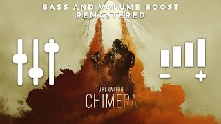 Operation Chimera Main Theme (HIGH QUALITY BASS + VOLUME BOOST…