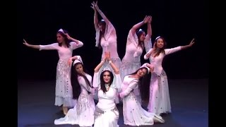 Persian Dance - رقص زیبای ایرانی با ساز بیژن مرتضوی