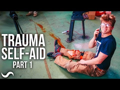 TRAUMA SELF-AID!!!