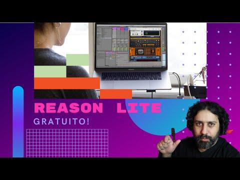Reason Lite 11 Produzindo uma track rápida