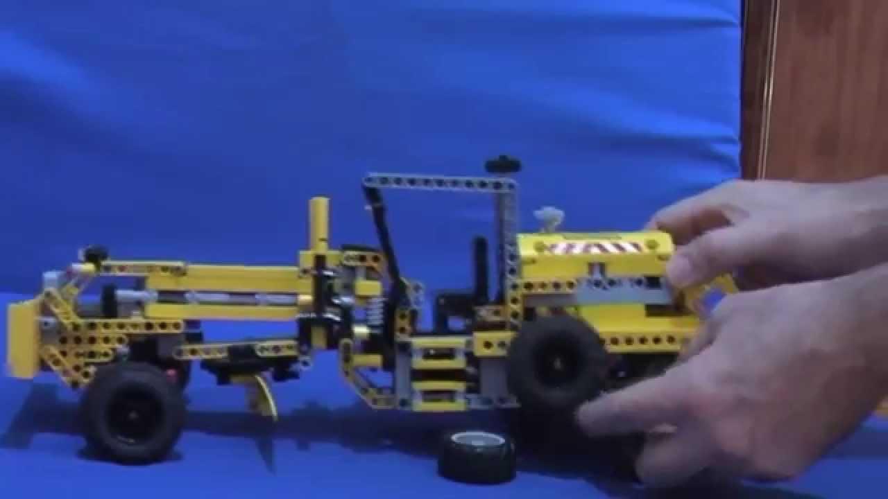 lego.com/technic 42006 инструкция 2 модели