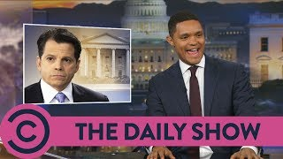 The Mooch Is Dishing Out Some Sick Burns - The Daily Show | Comedy Central