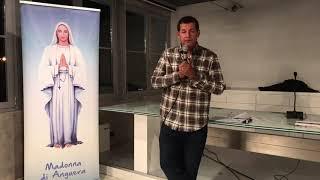 Mensagem de Nossa Senhora de Anguera, 16/10/2018