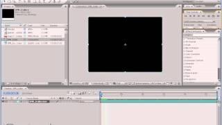 Adobe After Effects для начинающих Урок 1