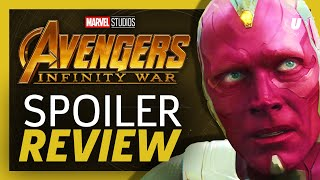 Avengers Infinity War SPOILER Review: Most Ambitious Superhero Film Ever!
