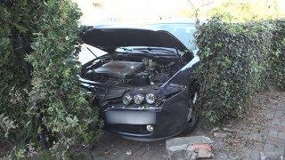 Ostrzeszów: Kolizja dwóch samochodów na ul. Kamiennej