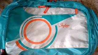 Skybags Pogo Extra 03 Review&Unboxing