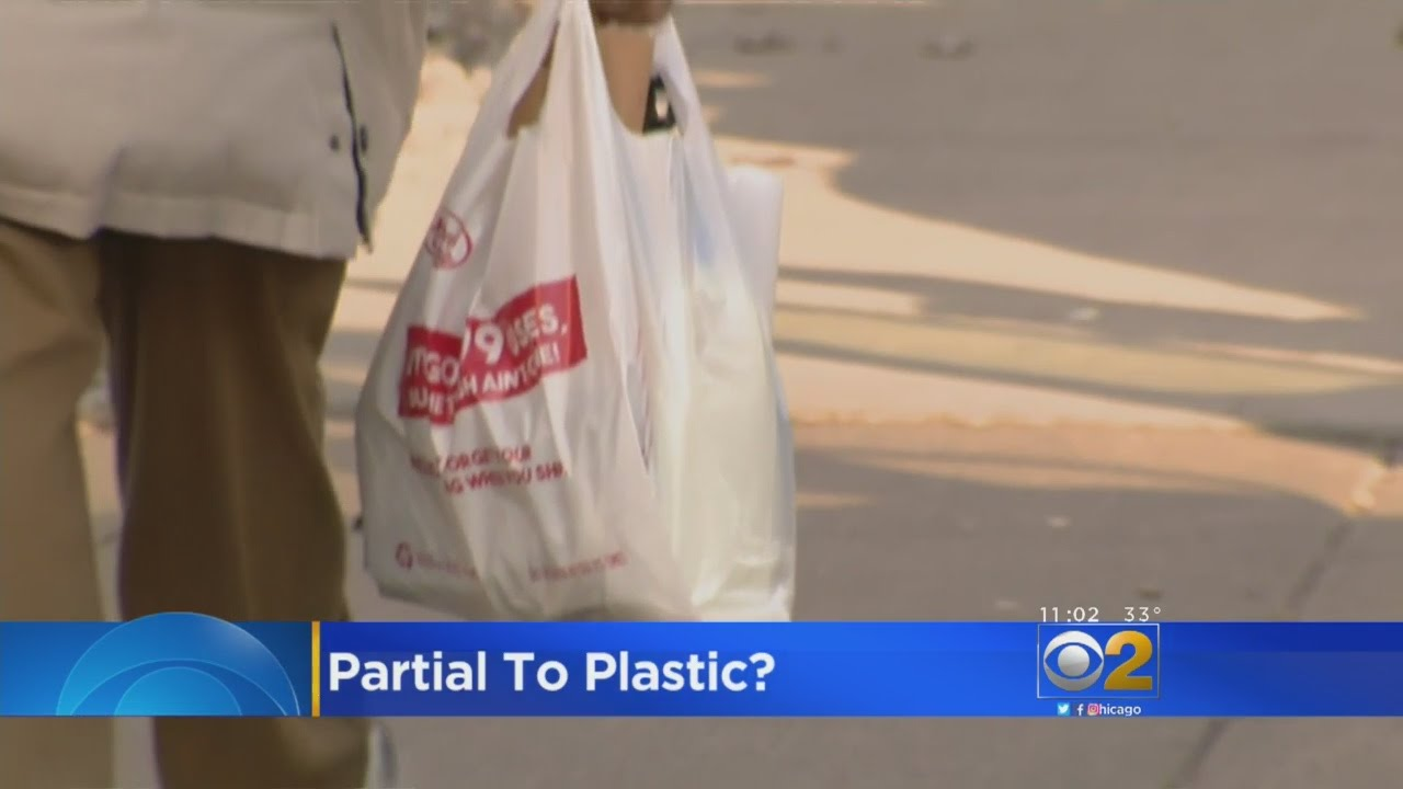 Plastic bag ban chicago - Chicago Plastic Bag Ban Ends In 2017 New Bag Tax Delayed Until February
