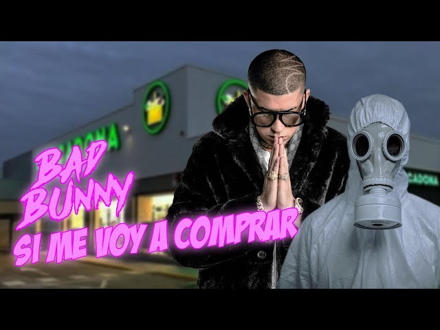 Bad Bunny - Si me voy a comprar | PARODIA CORONAVIRUS 😷
