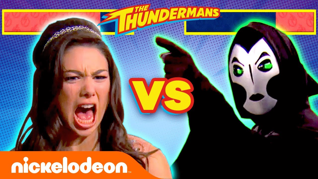 Download The Thundermans Battle in Their Own Video Game Part 3! ⚡️🥊 Nick Arcade