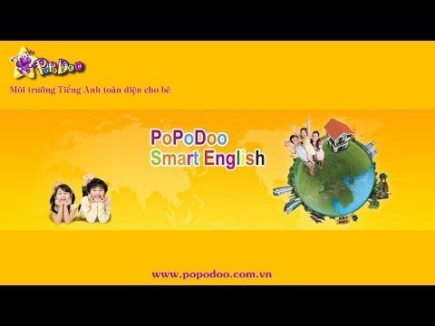 Hướng Dẫn Sử Dụng Bộ Giáo Trình PoPoDoo Smart English