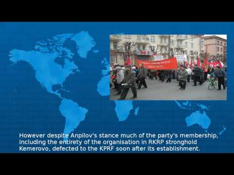 Wikipedia -  Russian Communist Workers Party