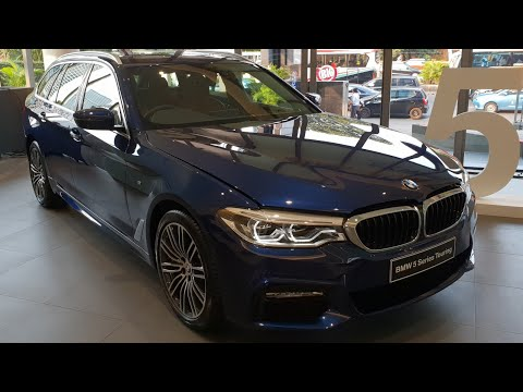 In Depth Tour BMW 530i Touring M Sport [G31] - Indonesia