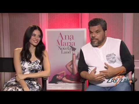 Edy Ganem & Luis Guzman  Ana Maria In Novela Land  ZayZay.Com