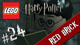 LEGO Harry Potter Years 1-4 Part 24 - Year 3 - Clock Tower Red Brick Location