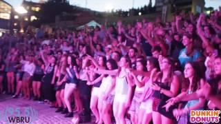 WBRU Dunkin Donuts Summer Concert Series: Week 3 Recap