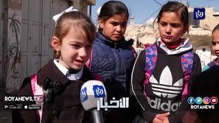 حملة انتهاكات تستهدف الأطفال والمواطنين في البلدة القديمة بالخليل - (3-2-2019)