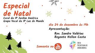 Especial de Natal [24/12/2020]
