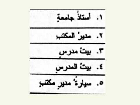 Idafa in the Arabic Language