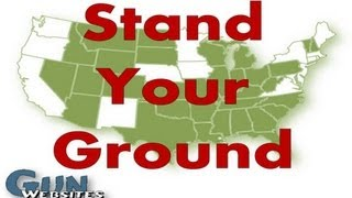 "4 Points on ""Stand Your Ground"" Laws"