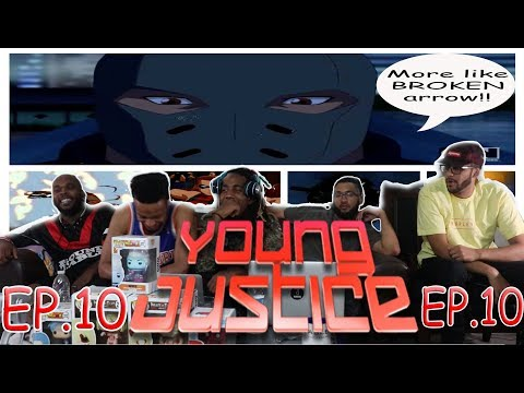 Young Justice 1x 10 Reaction/Review