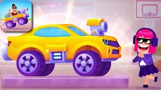 RACEMASTERS: CLASH OF CARS - Walkthrough Gameplay - INTRO (iOS Android)