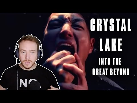 FIRST REACTION To CRYSTAL LAKE (Into The Great Beyond) 🎤🎸🔥