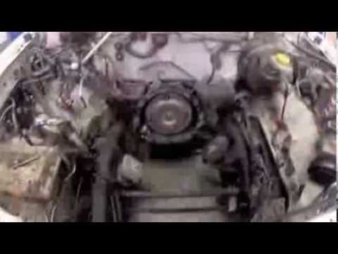 2001 Nissan Xterra 3.3L 4x4 Engine Replacement - YouTube
