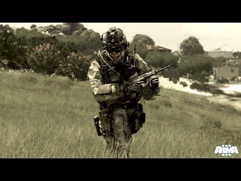 ARMA 3 - Escape from Malden Public Server - TAW.net