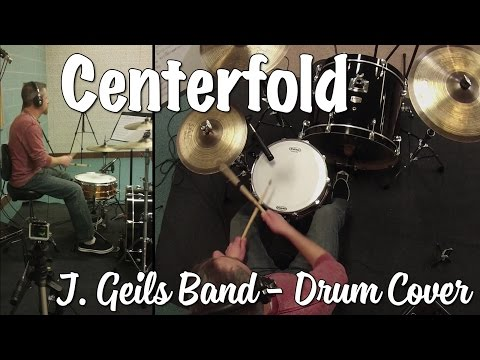 J. Geils Band - Centerfold Drum Cover