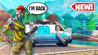 *NEW* RESPAWN VAN IS IN FORTNITE!