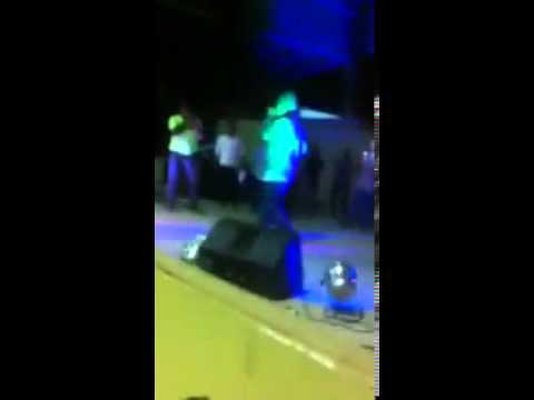 Mc thecnico freestyle urban party 2014 Ciudad Bolivar. Travel Video