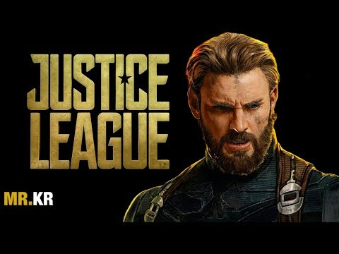 Avengers: Infinity War Tribute - (Justice League Style)
