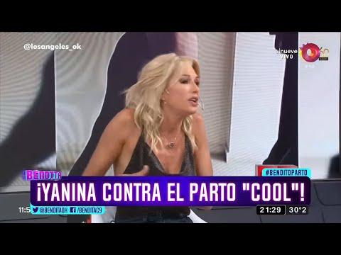 """¡Yanina Contra El Parto """"cool""""!"""