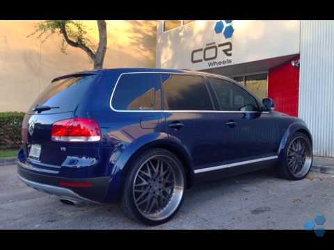Volkswagen Custom Wheels & Rims by Cor Wheels Review 305-477-5850
