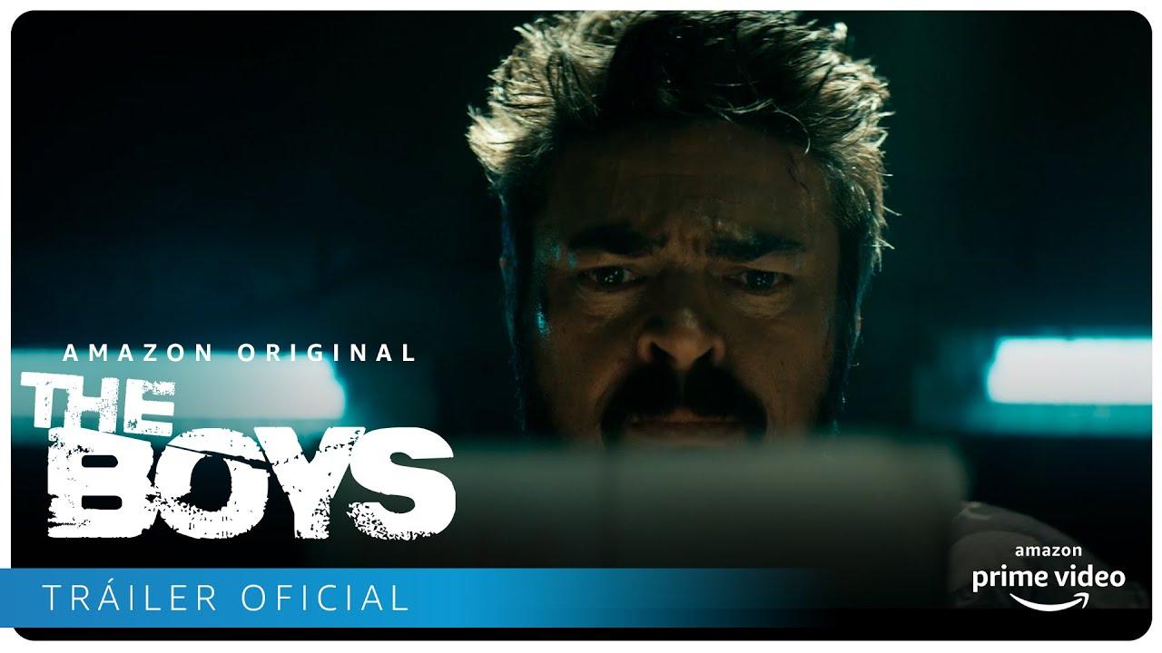 The Boys - Tráiler oficial | Amazon Prime Video