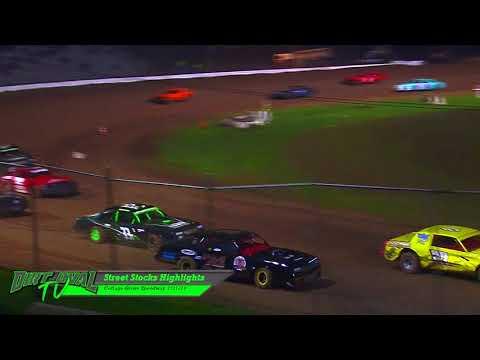 Street Stock Highlights Cottage Grove Speedway 3 31 18